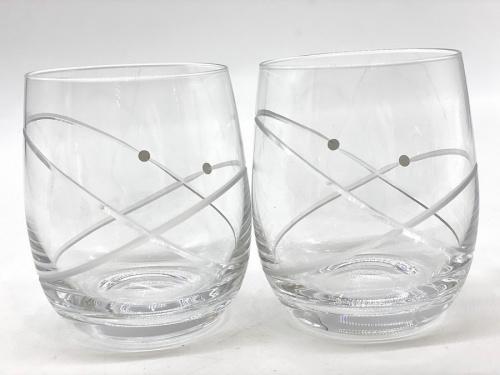 グラスのWEDGWOOD