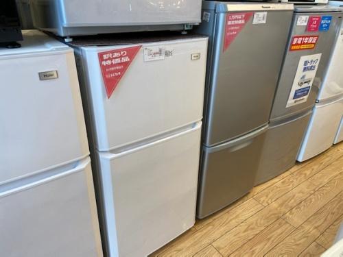 冷蔵庫の激安