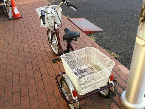 電動アシスト自転車のミムゴ
