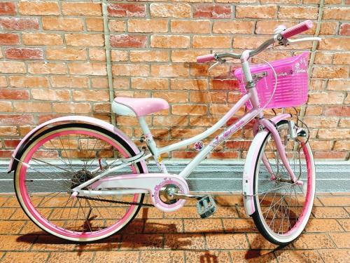 自転車の子供用自転車 KIDS キッズ