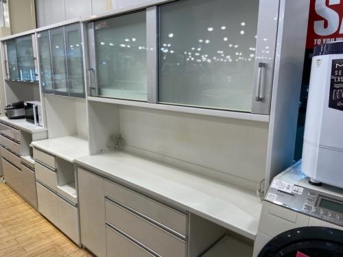 埼玉 家具のキッチン収納