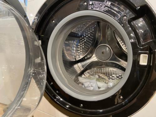 ドラム式洗濯乾燥機のHITACHI ヒタチ 日立