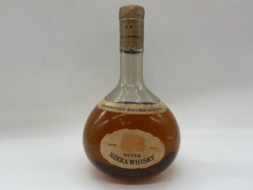 ウィスキーのニッカ