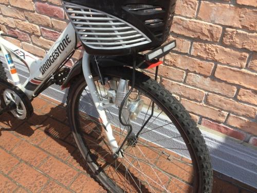 子供用自転車のBRIDGESTONE