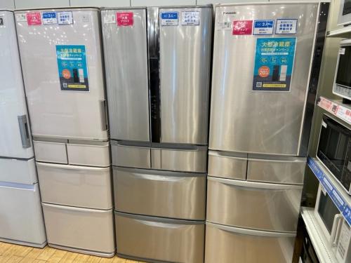 埼玉 家電の冷蔵庫