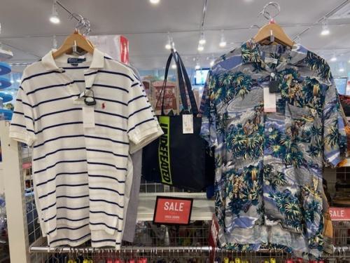 メンズファッションの夏物 洋服 SALE セール