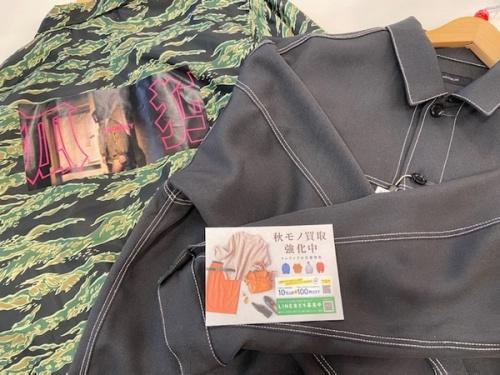 埼玉 古着のレディースファッション