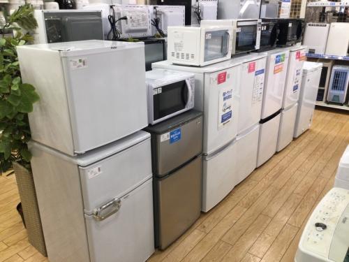 中古冷蔵庫のリサイクル冷蔵庫