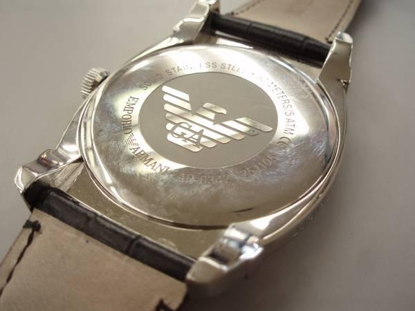 本日トレジャーファクトリー上福岡店に、EMPORIO ARMANIの腕時計が買取入荷いたしました。 型番はAR-0342 ... ea23ba957e7c7