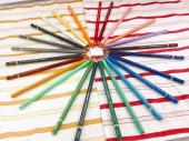 雑貨の色鉛筆