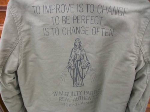 WACKO MARIAのデッキジャケット