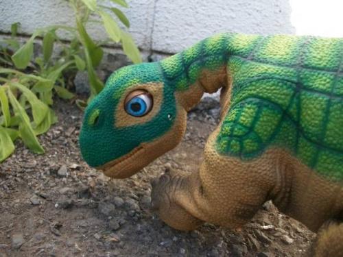 PLEOの恐竜
