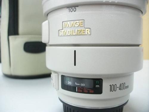 望遠レンズのキャノン(Canon)