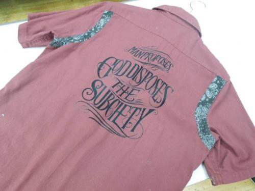 シャツのストリート