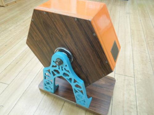 和雑貨の新井式廻轉抽籤器