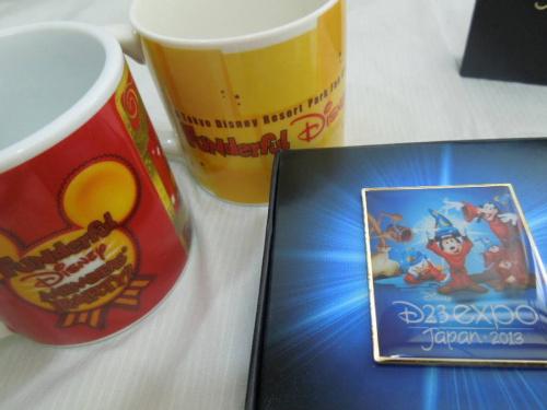 Disneyのインテリア雑貨