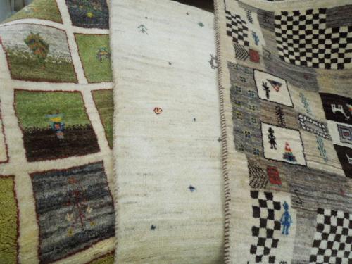 雑貨のカーペット