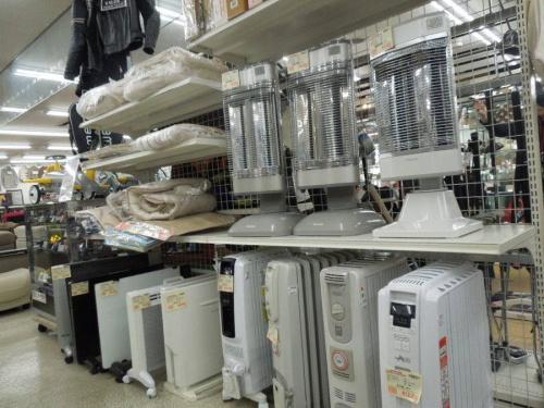 上福岡の暖房器具