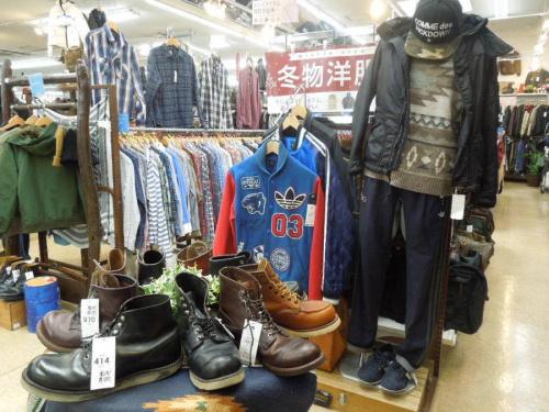 上福岡のドメスティックブランド