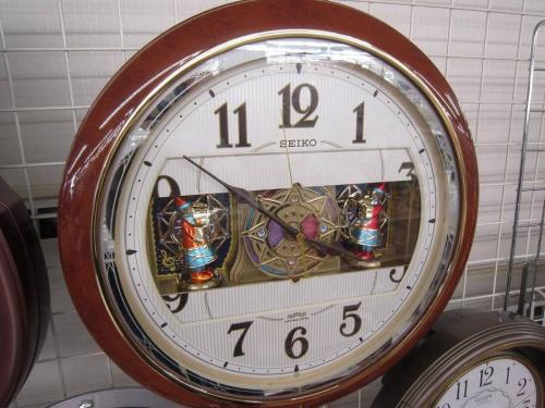 楽器・ホビー雑貨の掛時計