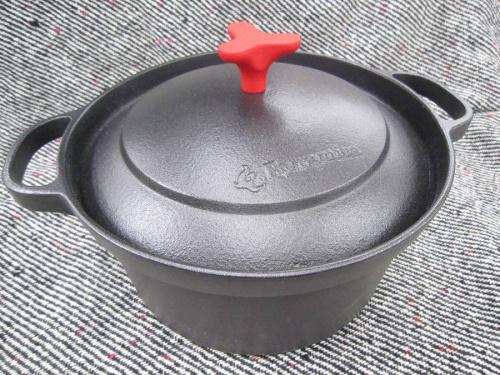 雑貨の両手鍋