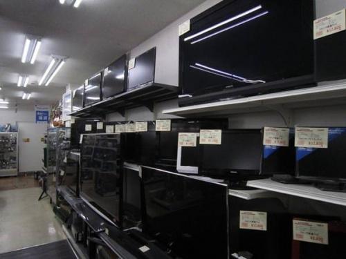 AV機器の上福岡
