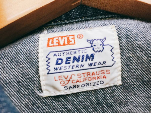 ジャケットのLEVI'S(リーバイス)