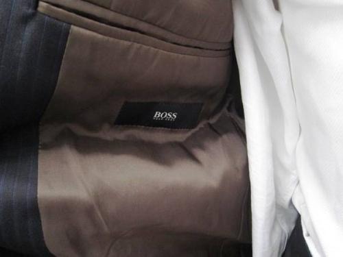 スーツのHUGO BOSS