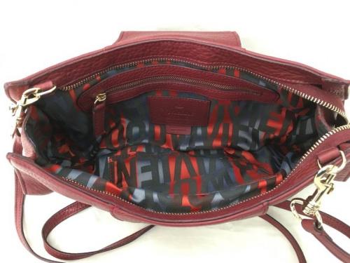 Vivienne Westwoodのレザーバッグ