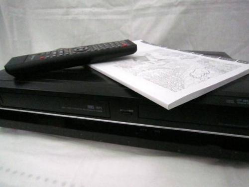 デジタル家電のDVDレコーダー