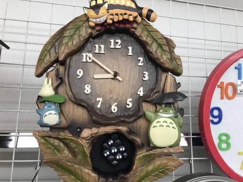 雑貨の掛け時計
