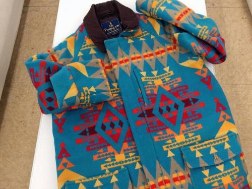 ウールジャケットのPENDLETON(ペンドルトン)