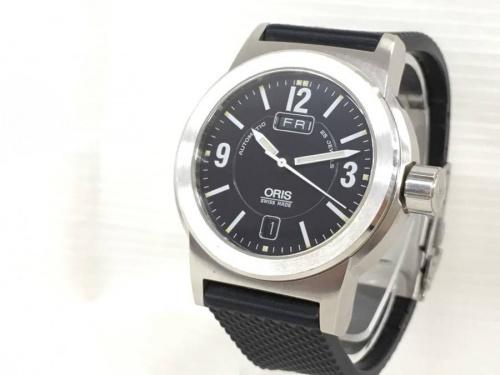 腕時計のORIS