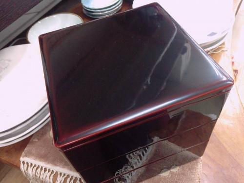 和食器の越前漆器