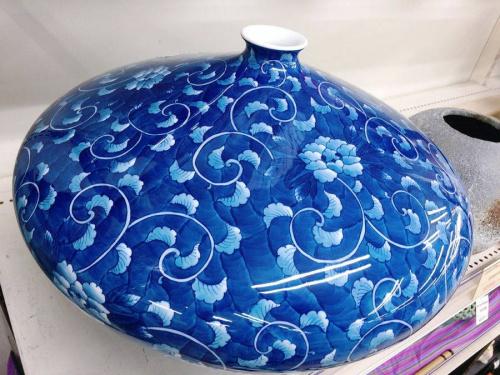 和雑貨の飾壷