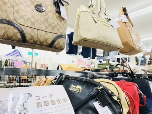 COACHの上福岡店新入荷