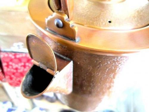 水注の銅器
