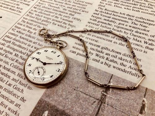 昭和レトロの懐中時計