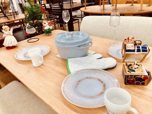 テーブルウェアの上福岡