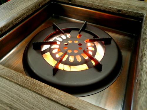 季節家電の火鉢