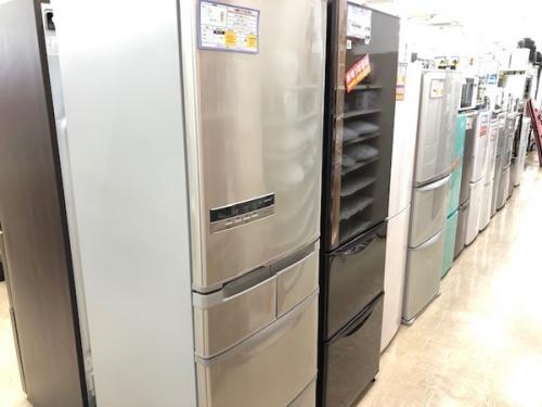 冷蔵庫の大型冷蔵子