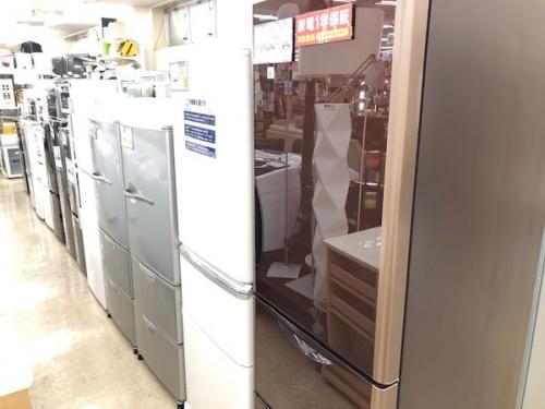 大型冷蔵子の上福岡家電