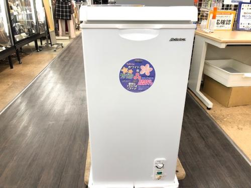 生活家電の1ドア冷凍庫