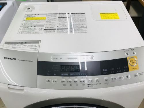 SHARP(シャープ)のドラム式洗濯機