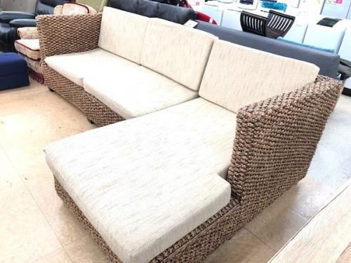 上福岡 家具 中古のソファー