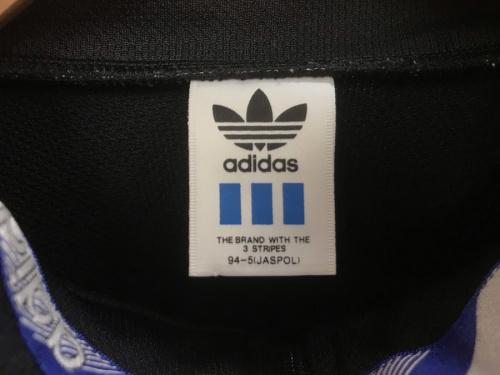adidasの90s ジャケット