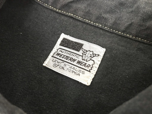 LEVI'S VINTAGE CLOTHINGのウエスタンシャツ