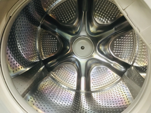 HITACHIのドラム式洗濯機