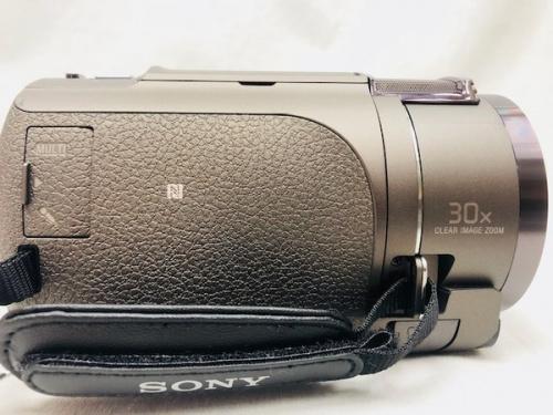 SONYのカメラレコーダー