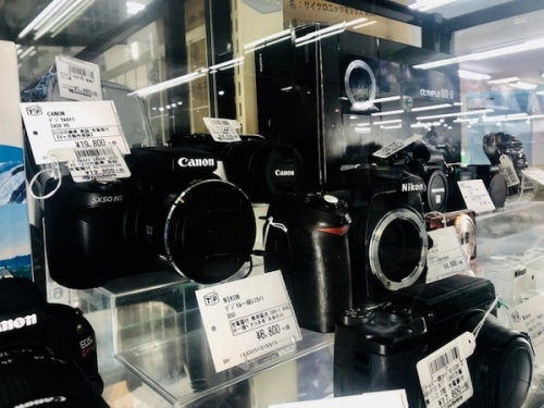 カメラレコーダー